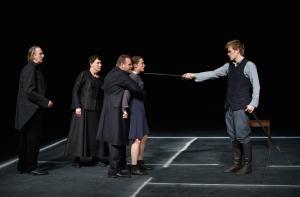 Kabale und Liebe / Schauspielhaus Bochum / Foto: Thomas Aurin