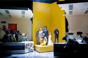 """""""Nathan der Weise"""" an den Bonner Kammerspielen Foto: Thilo Beu"""
