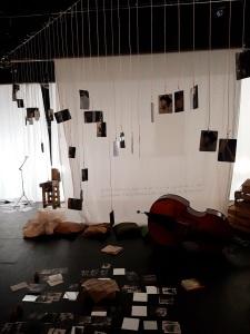 """""""Moments of Being"""" von kaleidoskop beim west off-Festival Foto: Annika Meyer"""